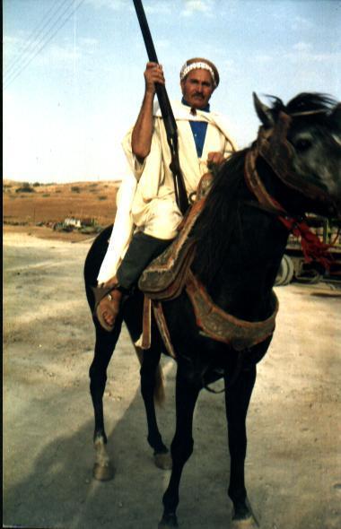 Mon honorable père Hadj Mokhtar